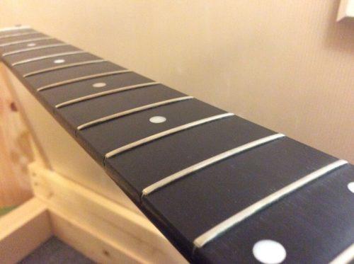 ギターのフレット