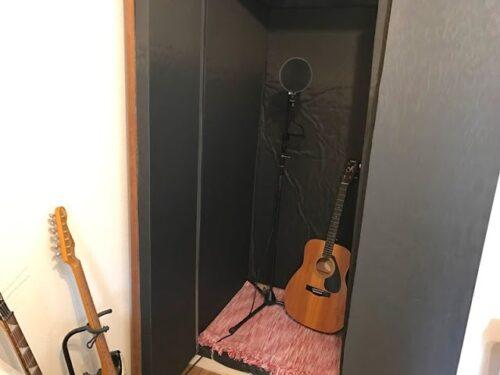自作防音室の例4