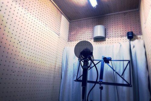 自作防音室の例2