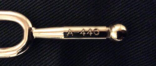 音叉の基音(A-440)